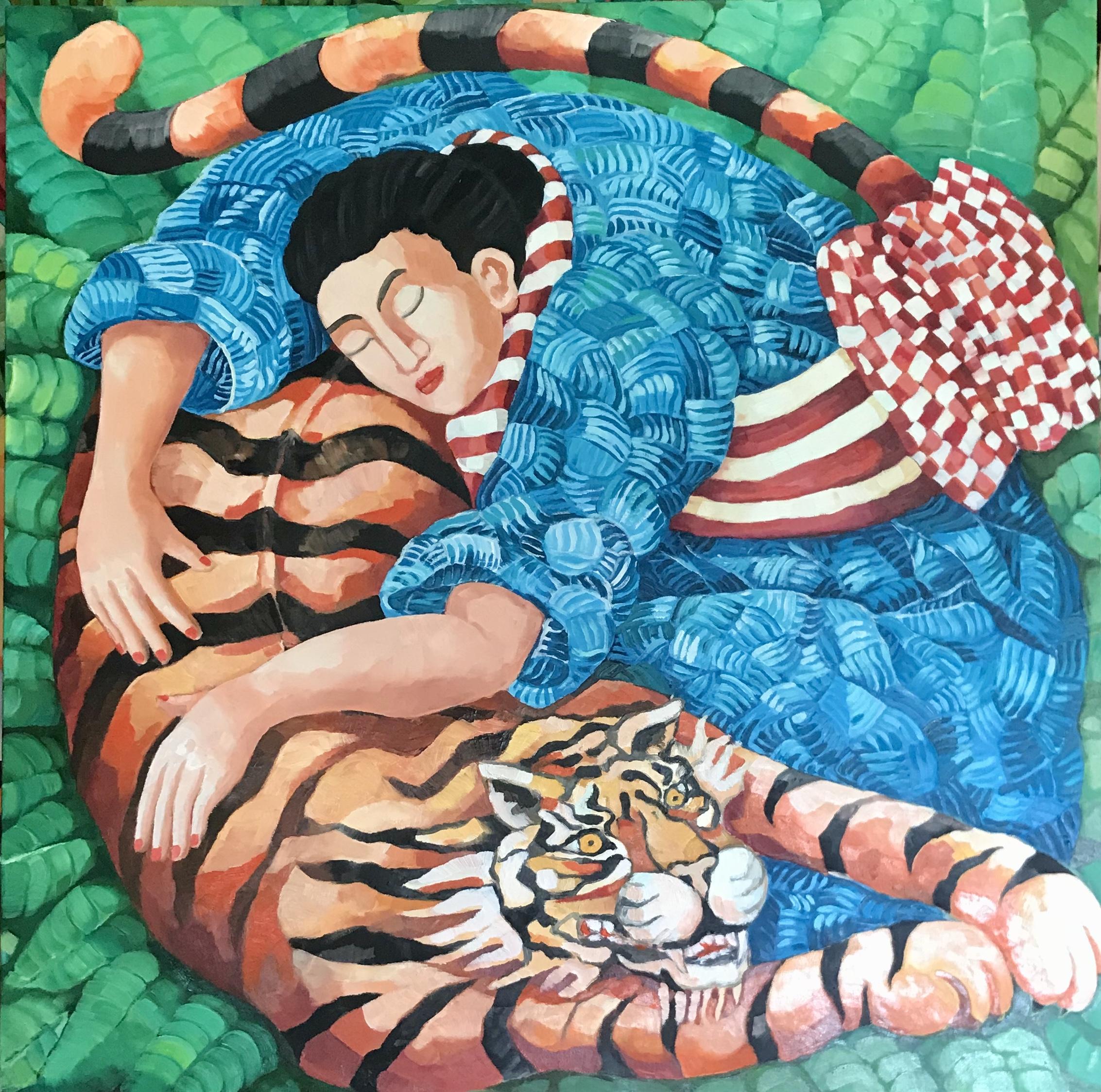 Le yin et yang du tigre
